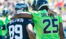 Doug Baldwin Talks Trash About Seahawks Defense After Fight with Richard Sherman