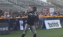 Dez Bryant Having a Tough Time Catching Passes at Training Camp (Video)
