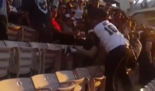 Los Angeles Rams & Dallas Cowboys Fans Were Fighting in The Stands (Video)