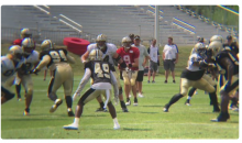 New Orleans Saints QB Drew Brees Throws 4 INT's During Practice (Video)