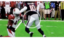 Texans WR DeAndre Hopkins Breaks Mike Jenkins Ankles With Nasty Juke (Video)