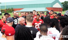 Legendary Wrestler Ric Flair Delivers His Famous Quote to The Atlanta Falcons After Camp (Video)