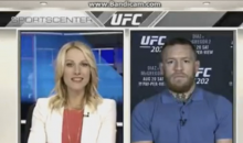 Conor McGregor Curses Live on SportsCenter: 'F*ck Everything' (Video)