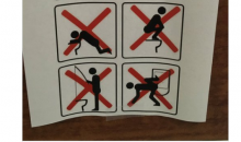 Bathroom Rules During Rio Olympics Include 'No Fishing or Peeing Like a Dog'
