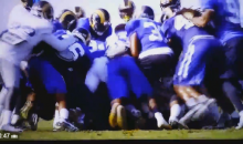 Los Angeles Rams Get Into Brawl After Todd Gurley Tackled in Practice (Video)