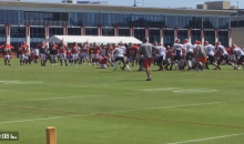Bucs 2nd Round Pick K Roberto Aguayo Booed After Missing More Kicks at Practice (Video)