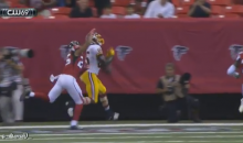Vernon Davis is Still Dropping Passes (Video)