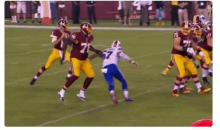 Worst 'Roughing The Passer' Call EVER?? (Video)