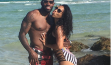Cromartie's Wife Comments on His Mother Being Evicted Because She Makes $10k a Month & Won't Pay Bills