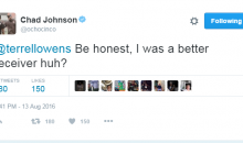 Terrell Owens, Ochocinco Argue About Who Was The Better Receiver