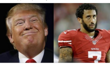 Donald Trump Thinks Colin Kaepernick Should Leave The Country (Audio)