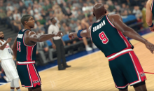 Legendary 'Dream Team' Takes on 2016 U.S. Squad in Epic NBA 2K17 Trailer (Video)