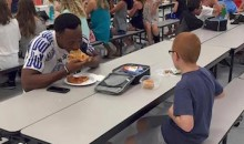 Autistic Kid Befriended by FSU's Travis Rudolph No Longer Eats Alone; Now Sits With Group of Girls