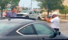 Insane Video: Golfer Pulls Gun on Guy He Thinks Stole His Golf Clubs