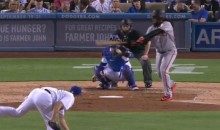 Giants Pitcher Johnny Cueto Attempts Happy Gilmore Swing, Fails Miserably (Video)