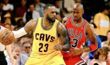 Colin Cowherd: If LeBron Wins 2 More Titles, He'll Equal or Surpass Jordan (Video)