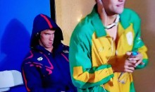 This Michael Phelps Death Stare Will Burn a Hole in Your Eternal Soul (Video)