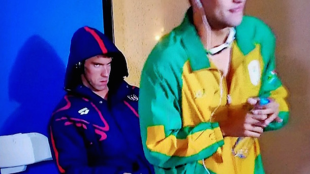 How Michael Phelps Spoils the Rest of Us