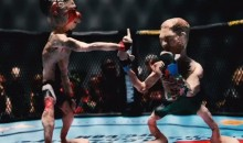 MMA Fan Re-Imagines Conor McGregor-Nate Diaz Rematch In Claymation (Video)