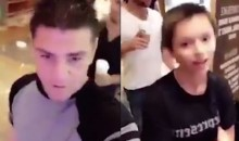 Nick Diaz: Conor McGregor Hit a Kid with a Water Bottle at UFC 202 Press Conference