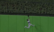 Jarrod Dyson With The Home Run Robbery of The Year (Video)