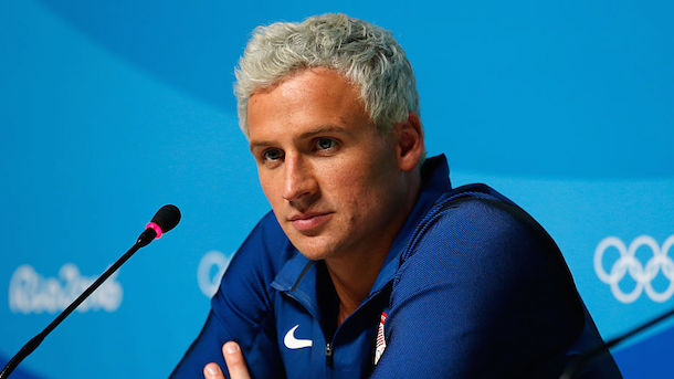 report-ryan-lochte-made-up-armed-robbery-story