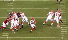 Watch Robert Griffin III Throw a Beautiful 50-Yard Touchdown Pass to Terrell Pryor (Video)