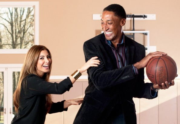 Scottie pippen s wife says christian laettner scammed them out of