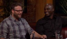 Seth Rogen & Ricky Williams Have Discussion About Everything Weed Related (Video)