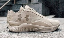 Check Out the Latest Steph Curry Dad Shoes, the Under Armour Curry Lux Lows (Pics)