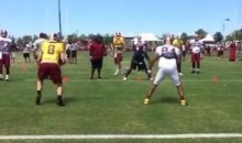 Redskins QB Kirk Cousins Yells 'I Don't Know What I'm Doing' During Practice Drill (Video)