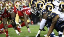 Rams-49ers Was Lowest-Rated Monday Night Football Game Since 2008