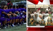 Entire Seattle & San Francisco High School Football Teams Kneel During Anthem (Video)