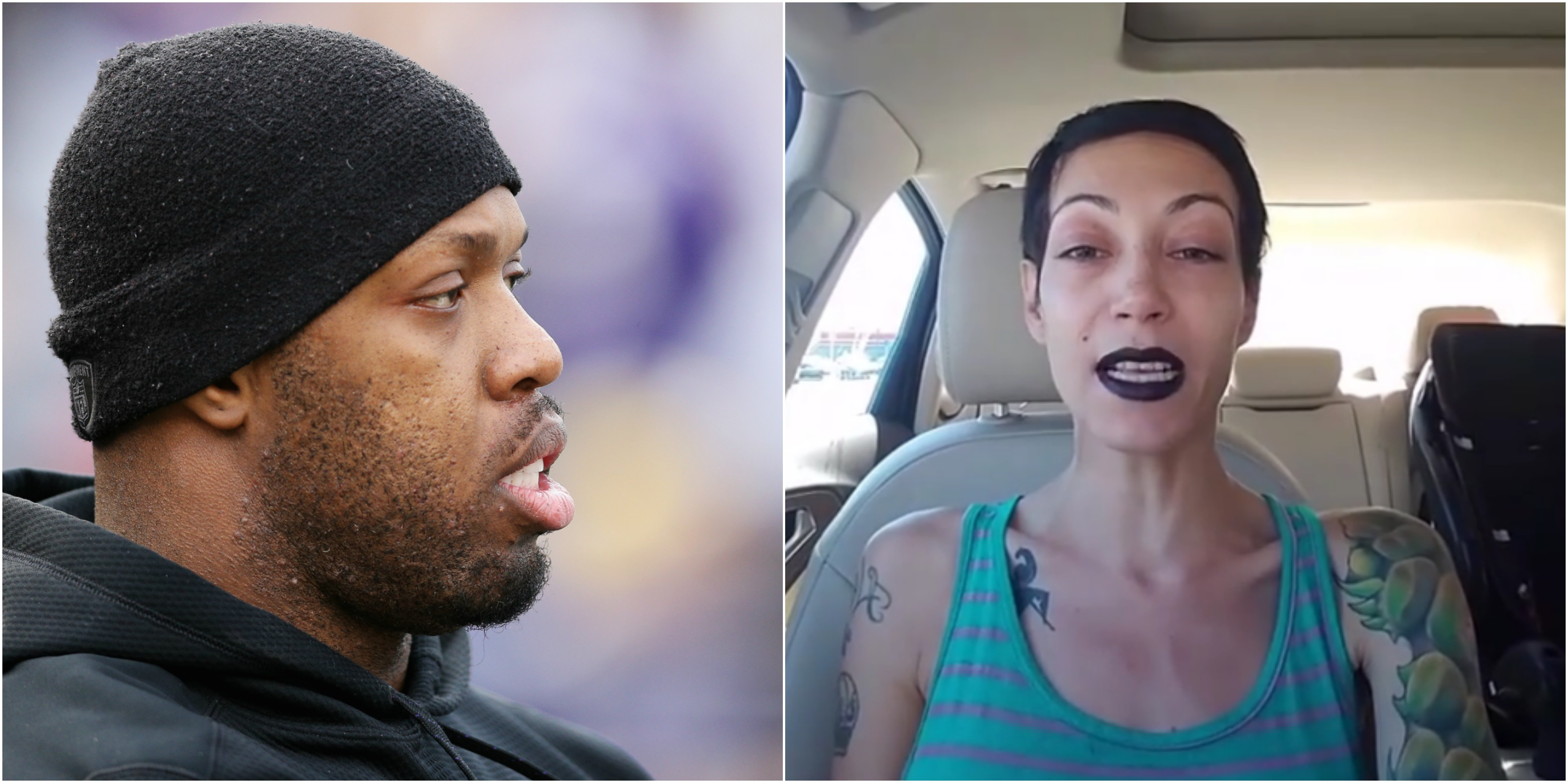 Terrell Suggs Ex Wife Goes on Rant About Him Not Taking Care of