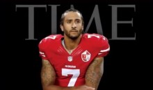 Colin Kaepernick Made the Cover of the Most Recent 'Time' Magazine (Photo)