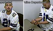 Cowboys Fan, Who Murdered a Man For Not Holding Door For a Woman, Escapes Police Custody (Video)