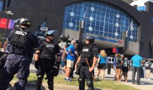Charlotte Protestors Plan on Blocking Traffic, Fans, & Players From Getting Into Stadium