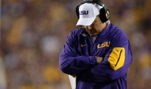 Multiple GoFundMe Accounts Created To Help Buy Out Les Miles' Contract With LSU