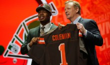 Browns Top Pick And Rookie Standout Corey Coleman Breaks Hand