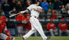 Mariners Catcher Steve Clevenger SUSPENDED for the Rest of the Season after Controversial 'BLM' Tweets