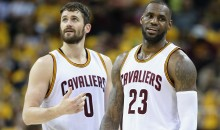 After Winning Ring, Kevin Love Says He Doesn't 'Give a Sh*t' About Fitting in With The Cavs