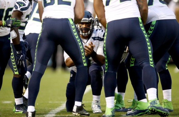 Seattle Seahawks v Oakland Raiders