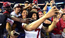 After National Anthem Protest, Colin Kaepernick's Jersey Sales Skyrocket