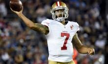 Kaepernick: 'Last Time I Began As a Backup, I Played In The Super Bowl' (Video)