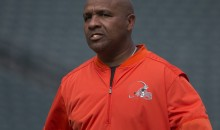 Completely Sober, Hue Jackson Says Cleveland Browns Will Win a Championship
