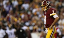 Rumor: Redskins Could Trade Kirk Cousins To Either Cleveland Browns or San Francisco 49ers