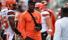 REPORT: Cleveland Browns Are Releasing Robert Griffin III