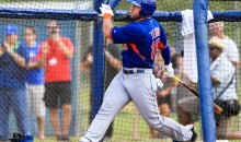 Tim Tebow Hit His First Home Run With the Mets…During Batting Practice (Video)