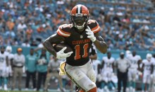 At 0-3, Terrelle Pryor Believes Cleveland Browns Can Go 13-0 The Rest Of The Year (Video)