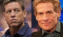 Troy Aikman Goes OFF on FOX for Hiring Skip Bayless (Video)